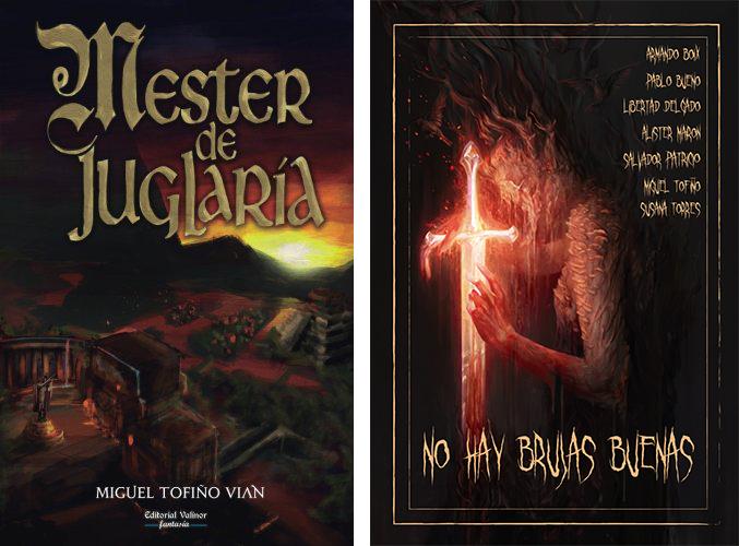Libros Miguel Tofiño