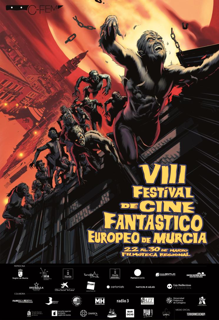 VIII FESTIVAL DE CINE FANTÁSTICO EUROPEO DE MURCIA
