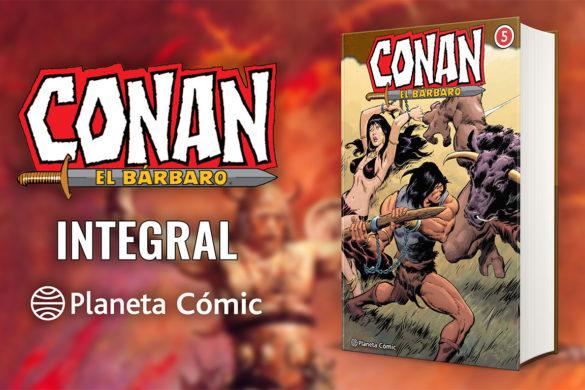 Conan el bárbaro integral