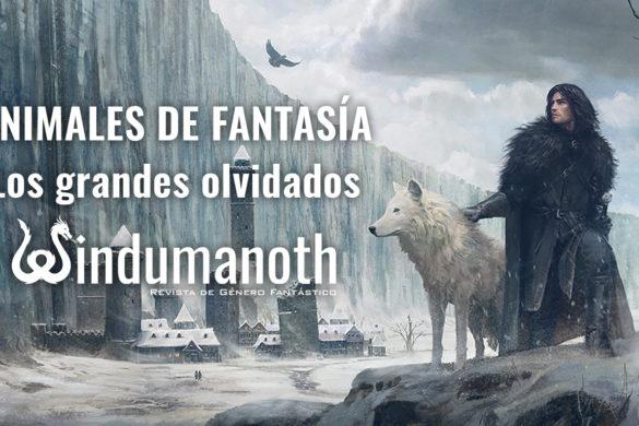 Animales de fantasía