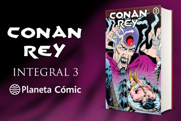 Conan Rey Integral 3