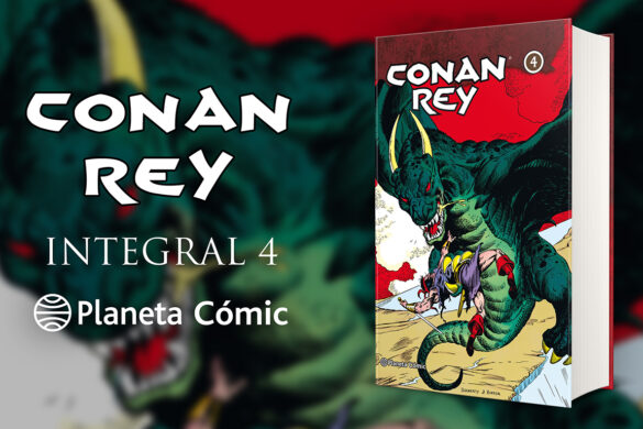 Conan Rey Integral 4