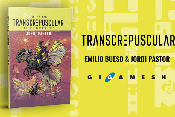 Cómic Transcrepuscular