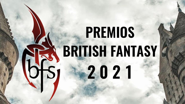 premios British Fantasy 2021