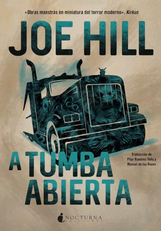 A tumba abierta - Joe Hill - Windumanoth