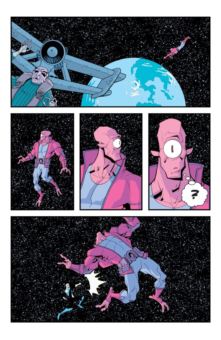 invencible comic 1